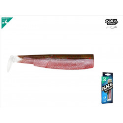 Black Minnow 140 - 3 cuerpos - Rose 3 cuerpos x blister