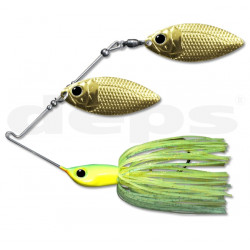 BCUSTOM 1/2 oz. Doble Willow - 04-Lime Chart (F/R Gold)
