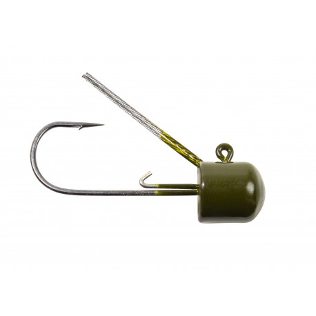 LunkerHunt GREEN PUMPKING 1/4 OZ
