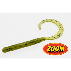 ZOOM CURLY TAIL WORM WATERMELON SEED