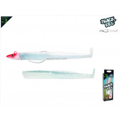 Black Eel 150 - Combo - Shore - 20g - Cloudy White - JH Rouge