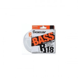 SEAGUAR R18 BASS 240 METROS 6 LB (0,205MM)