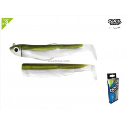 Black Minnow 120 - Combo - Shore - 12g - Kaki