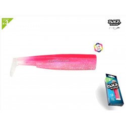 Black Minnow 120 - 3 cuerpos - Rose Fluo