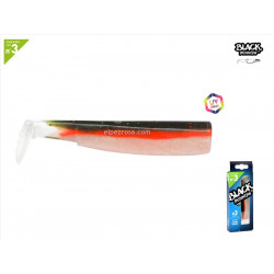 Black Minnow 120 - 3 cuerpos - Candy Green