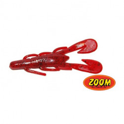 ZOOM ULTRAVIBE SPEED CRAW TOMATO