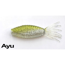 "Longasbaits Tiny Shad 3"" AYU"